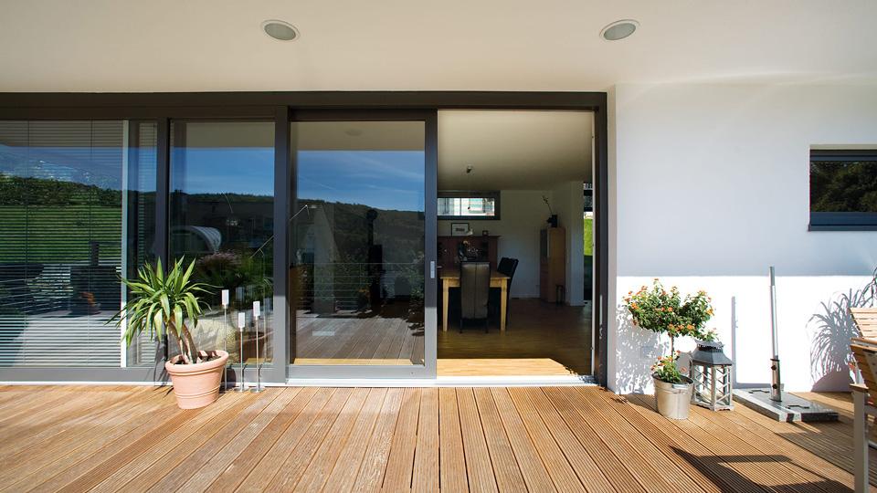 Fenster Anthrazit Top Fr Fenster Flchenbndig Im Rahmen Fsp
